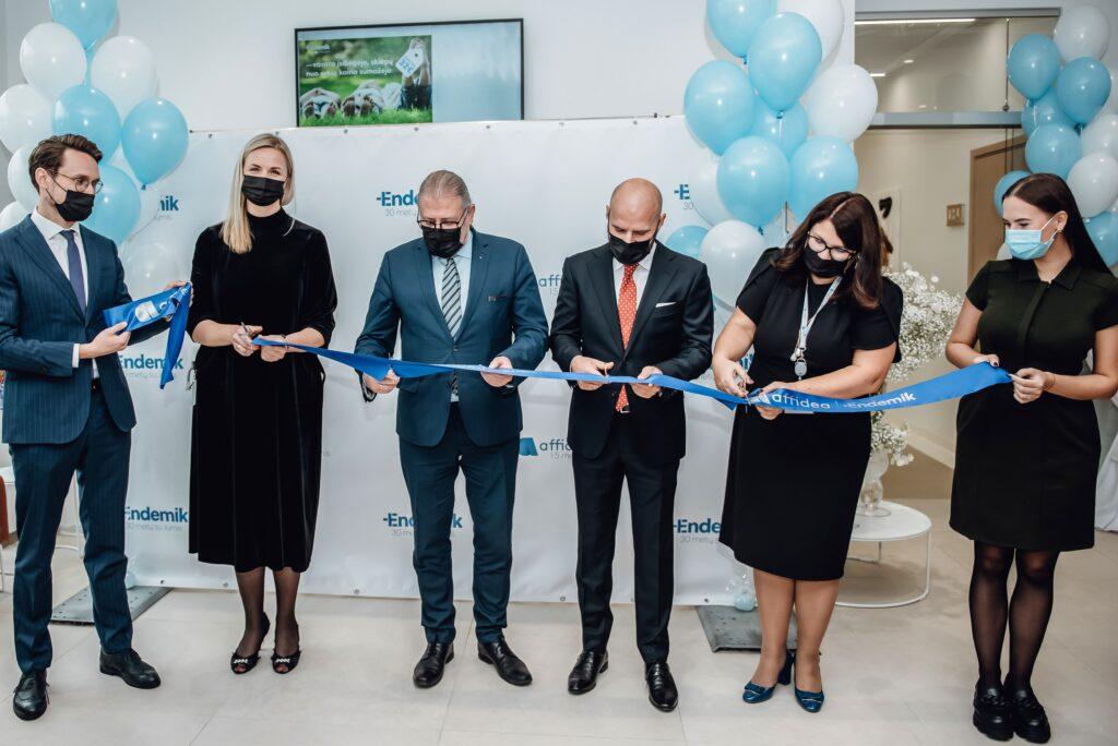 """""""Affidea Lietuva"""" plėtra šiaurės Lietuvoje – duris atvėrė naujos klinikos Šiauliuose ir Panevėžyje"""